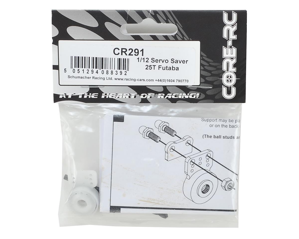 Core-RC 1/12 Servo Saver (25T-ProTek/Futaba/Savox)