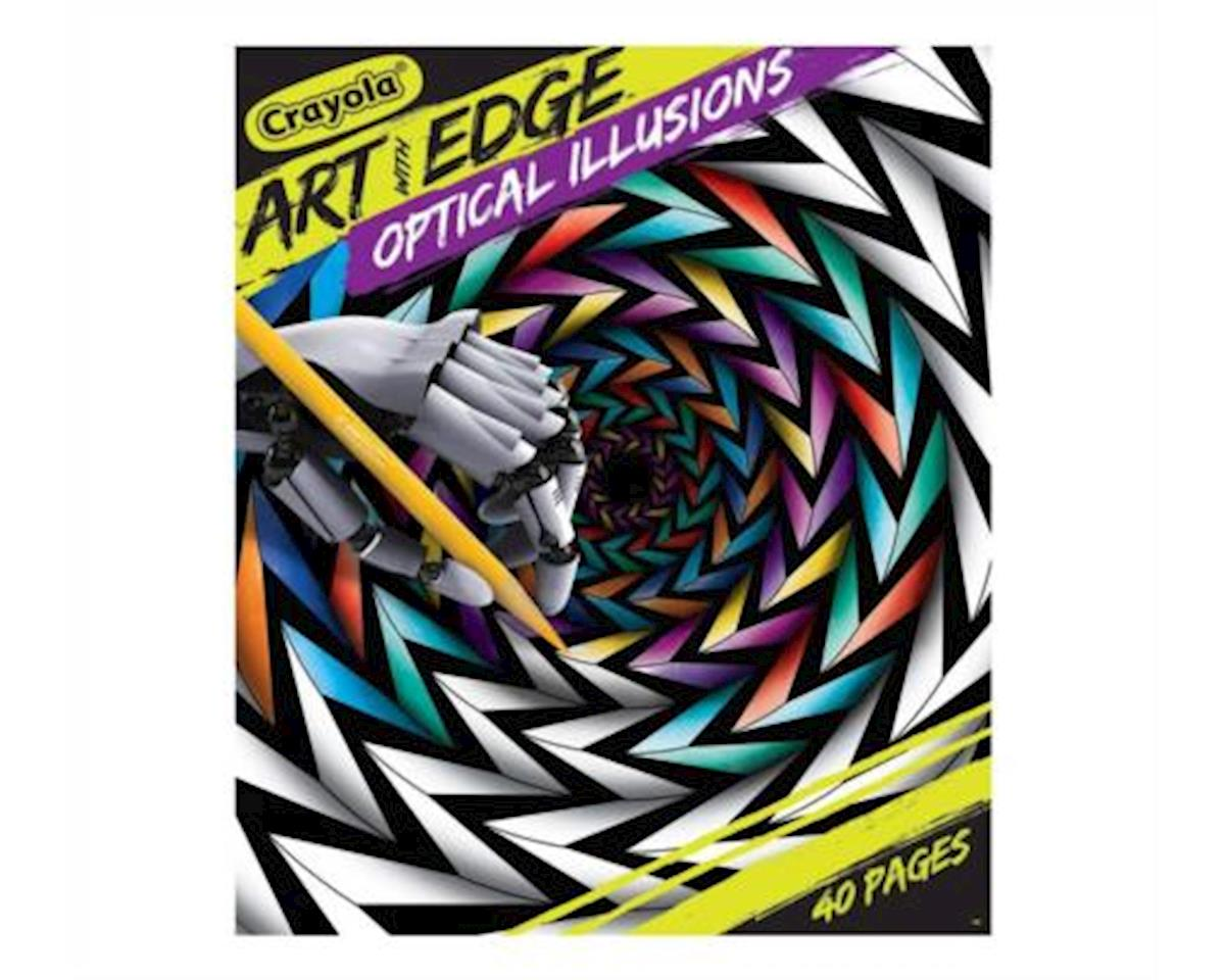 Crayola Art with Edge, Optical Illusions