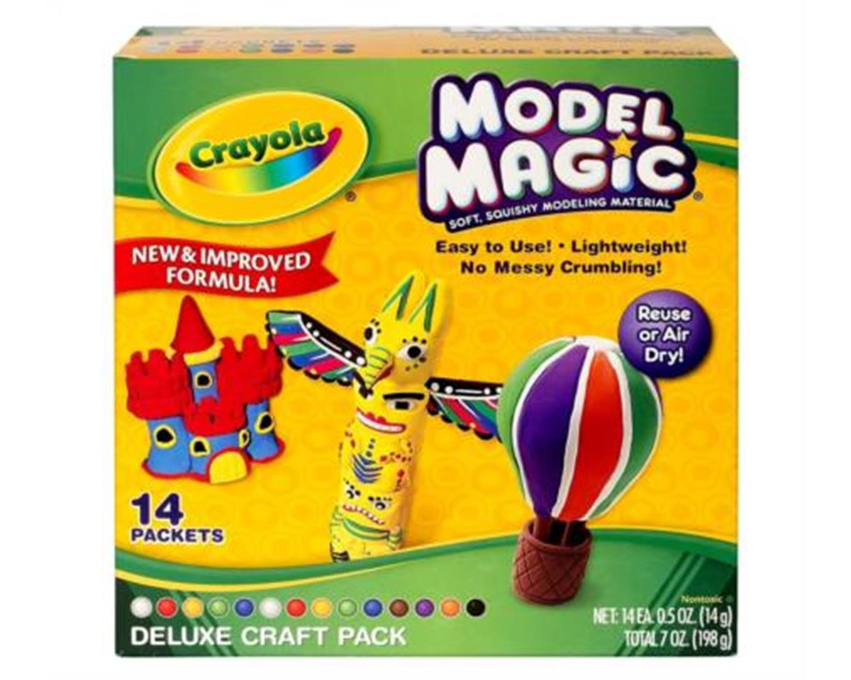 Crayola 23-2403 Model Magic Deluxe Variety Pack