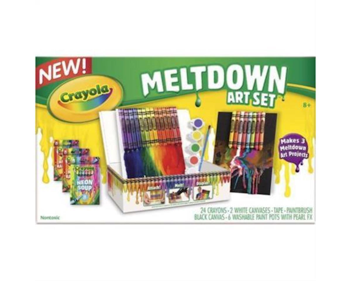 Crayola Llc Crayon Meltdown Set