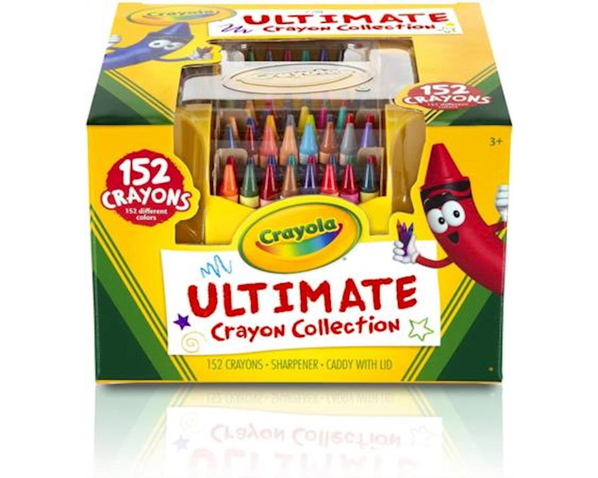 Crayola Llc  Ultimate Crayon Collection 152Pc