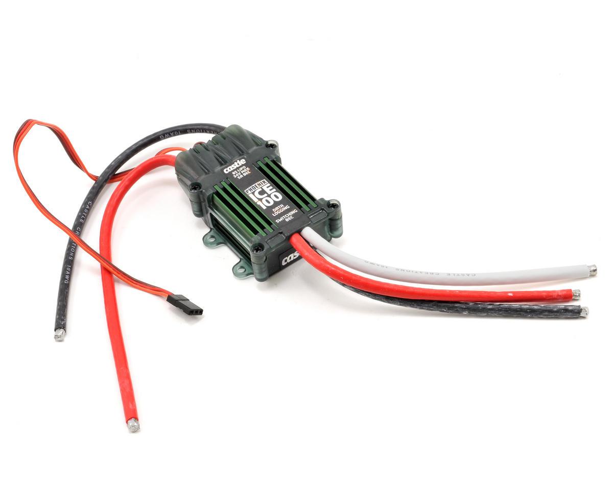 Castle Creations Phoenix ICE 100 Brushless Electronic Speed Control