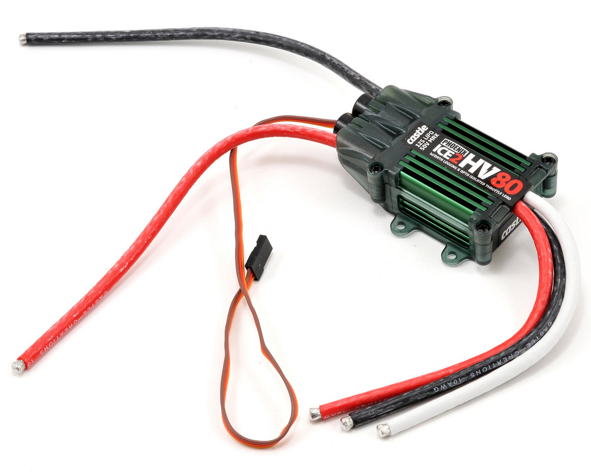 Castle Creations Phoenix ICE2 HV 80 Brushless ESC
