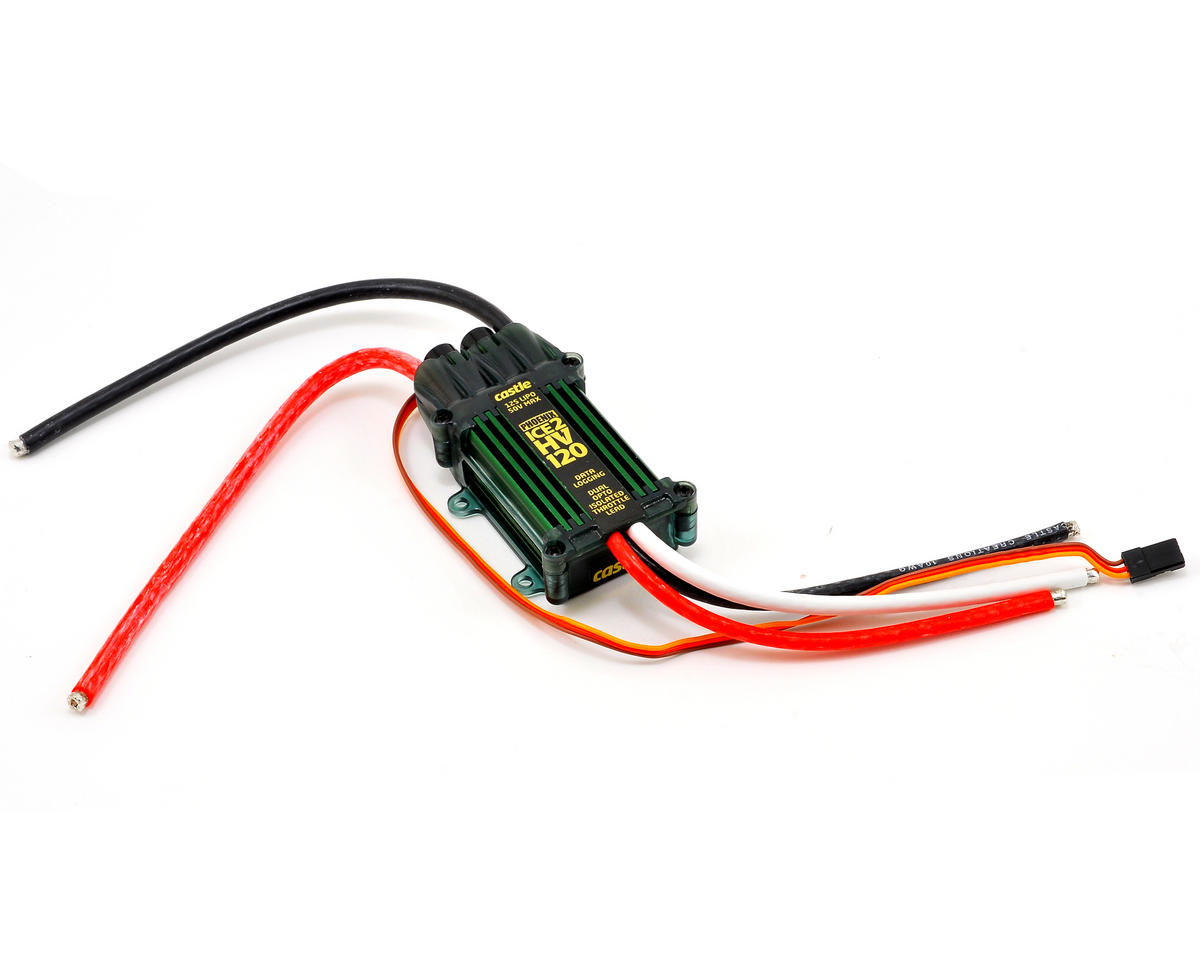 Castle Creations Phoenix ICE2 HV 120 Brushless ESC
