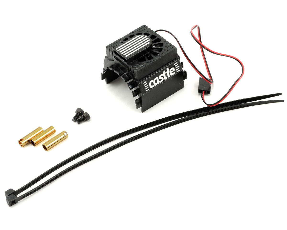 Castle Creations Mamba Max Pro 1/10 Scale Short Course Brushless Combo (2400kV)