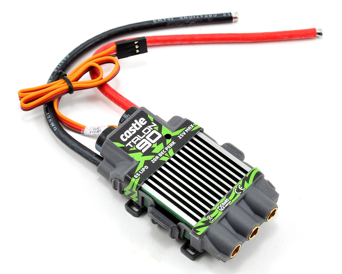 Talon 90 Brushless ESC by Castle Creations
