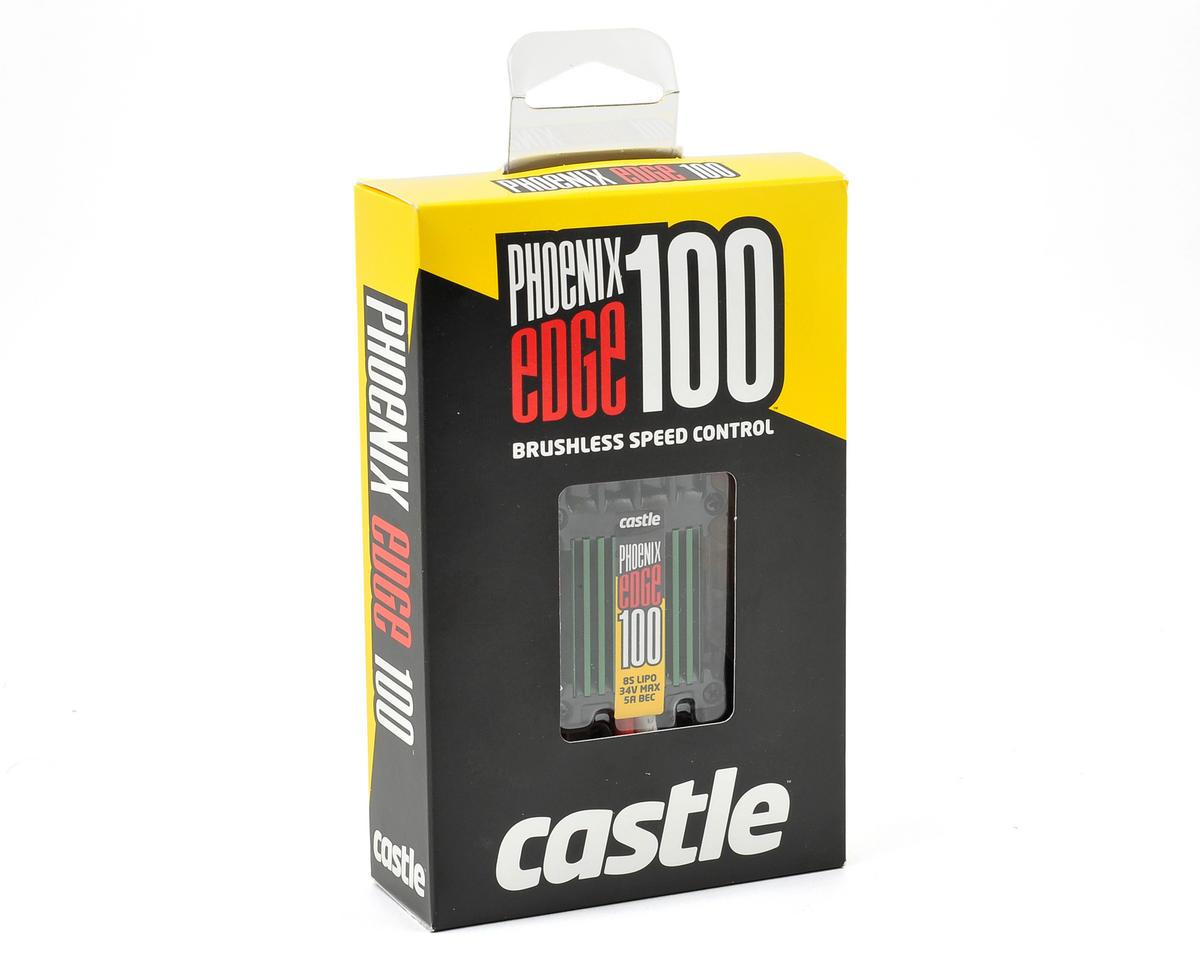 Castle Creations Phoenix Edge 100 32V 100-Amp ESC w/5-Amp BEC
