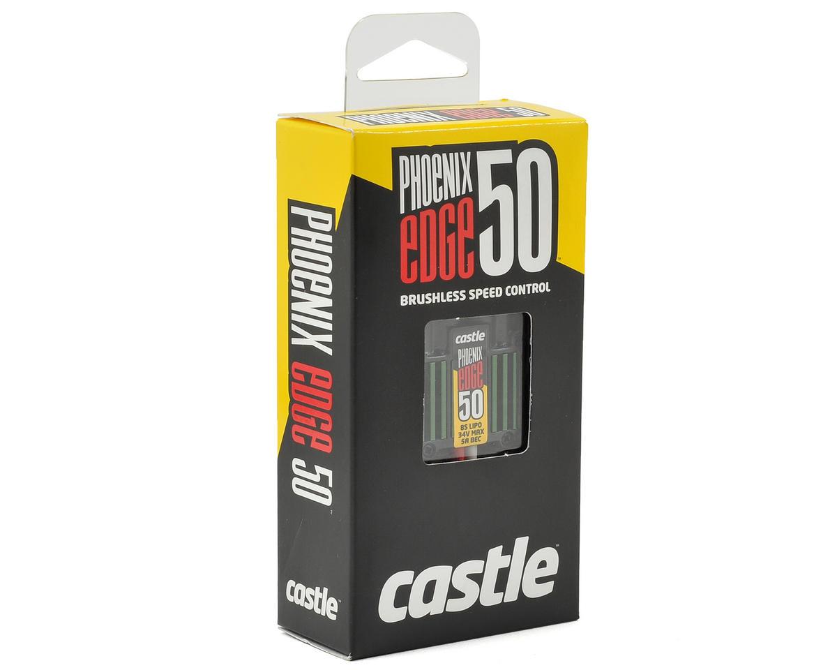 Castle Creations Phoenix Edge 50 32V 50-Amp ESC w/5-Amp BEC