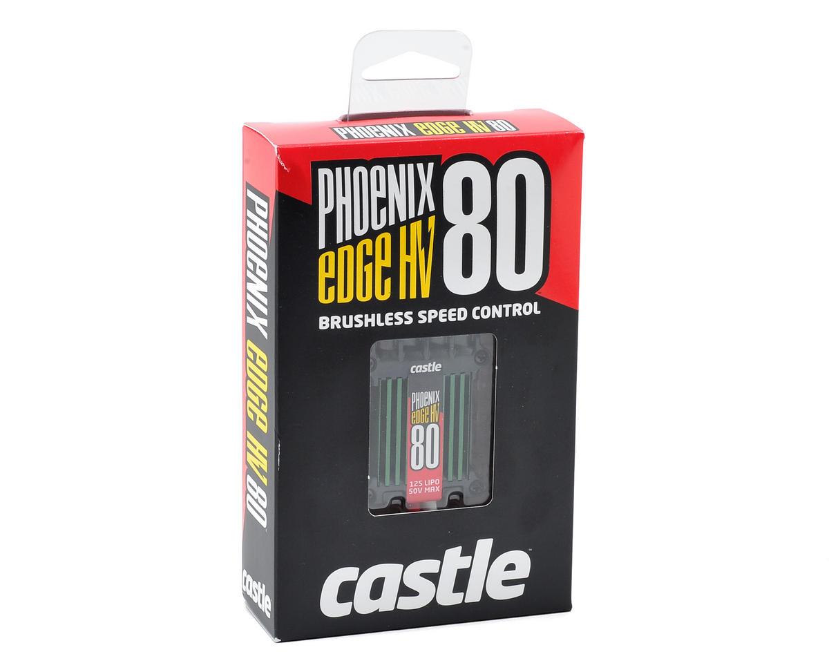 Castle Creations Phoenix Edge 80HV 50V 80-Amp ESC