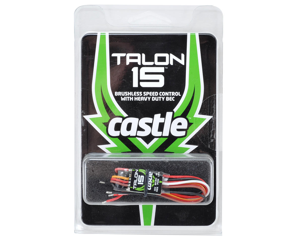 Castle Creations Talon 15 Brushless ESC