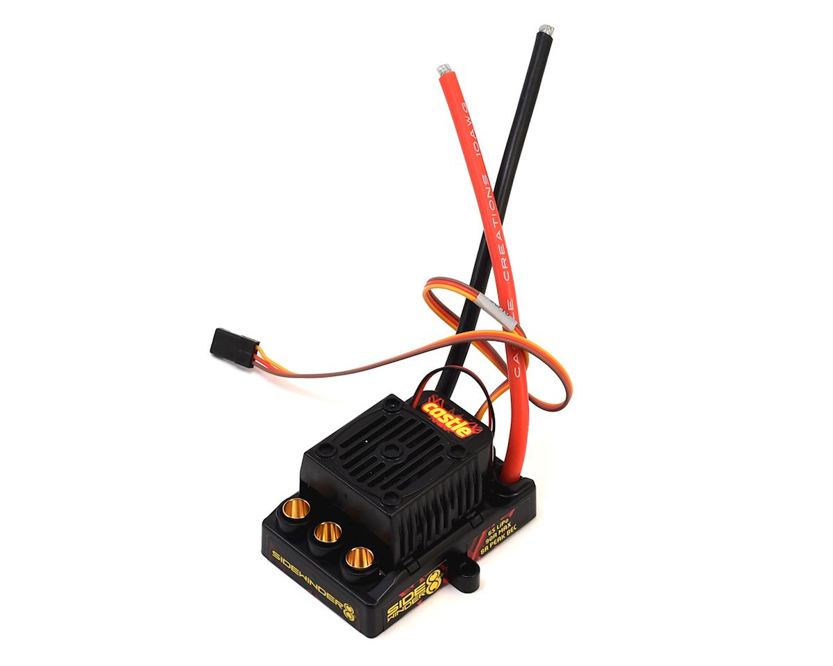 Castle Creations Sidewinder 8th 1/8 Scale Sensorless Brushless ESC
