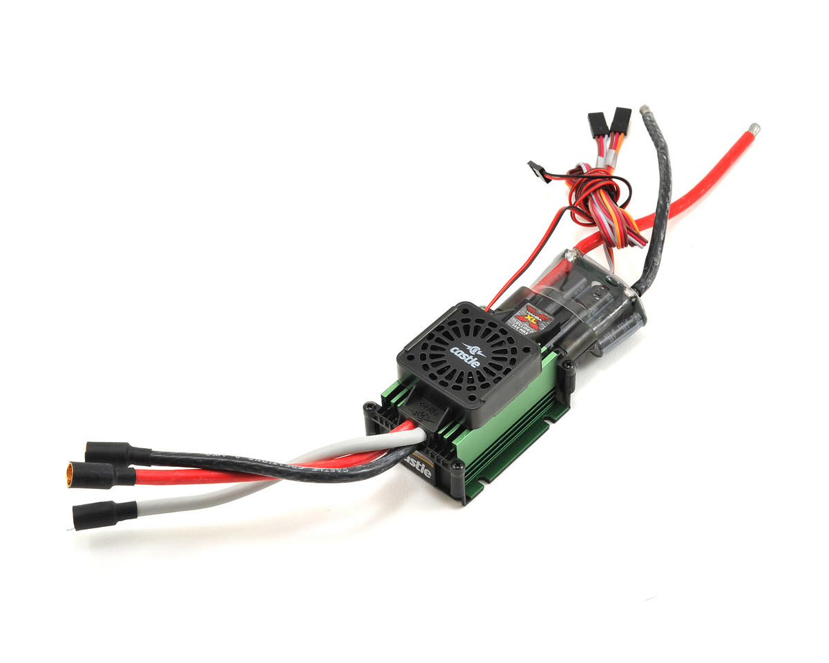 Mamba XL X 1/5 Brushless ESC