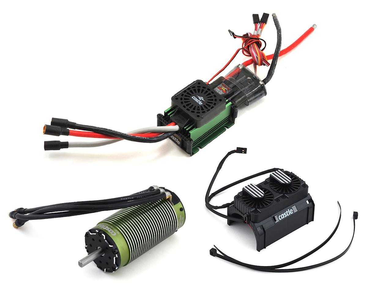 Castle Creations Mamba XL X 1/5 ESC/Motor Combo w/2028 Sensored Motor (800Kv)