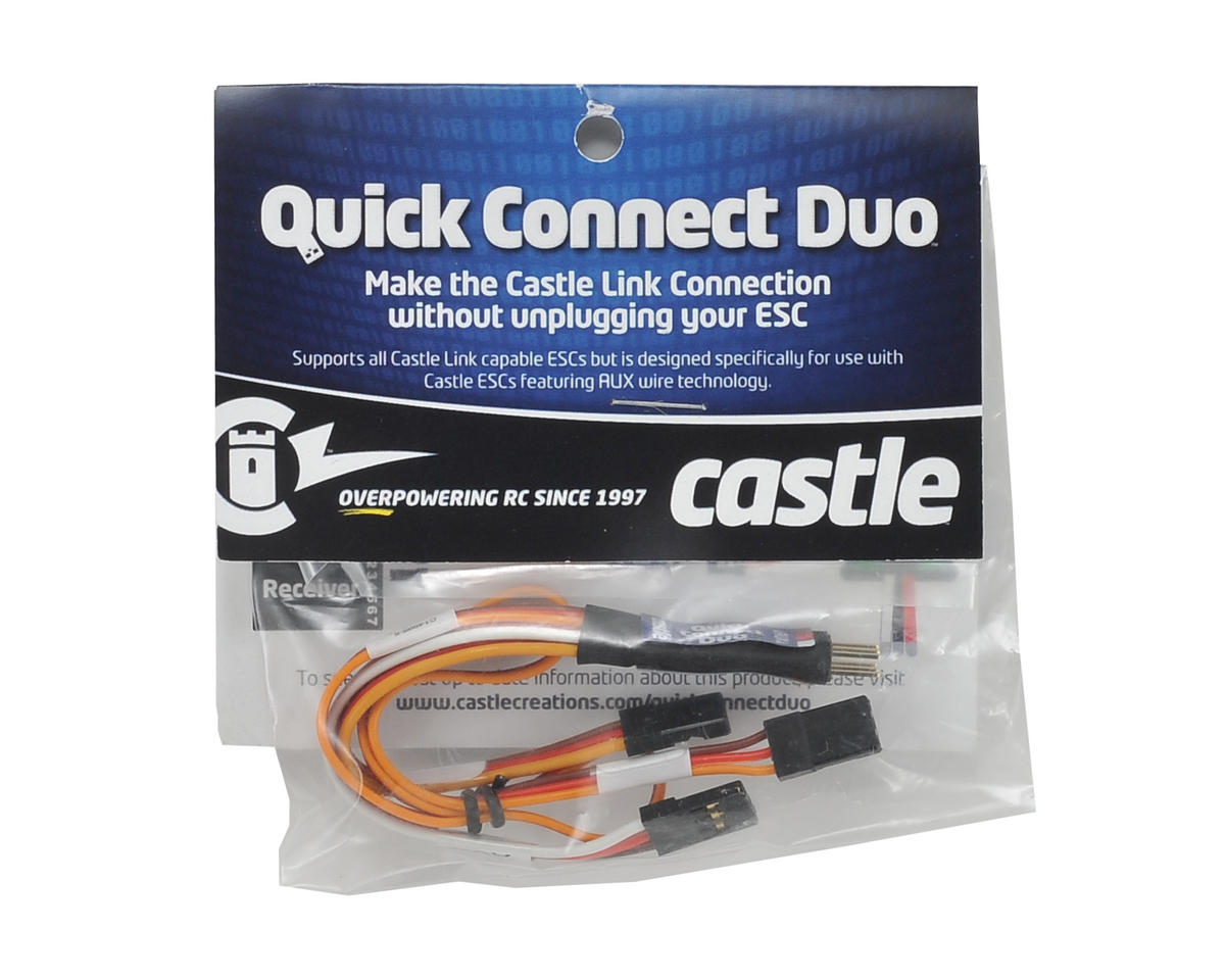 Castle Creations Castle-Link Quick Connect Duo