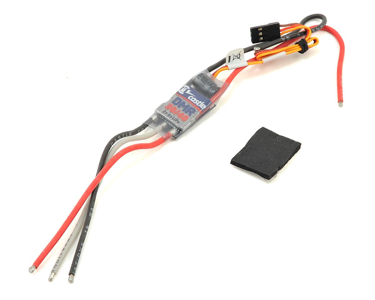 Castle Creations DMR 30/40 Dedicated Multirotor ESC