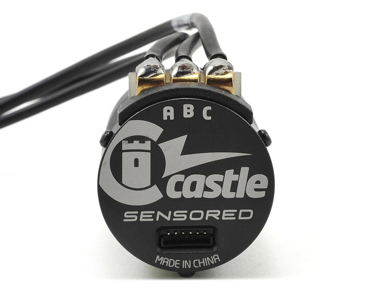 Castle Creations Mamba Micro X Crawler Waterproof Sensored Combo w/2850kV Slate