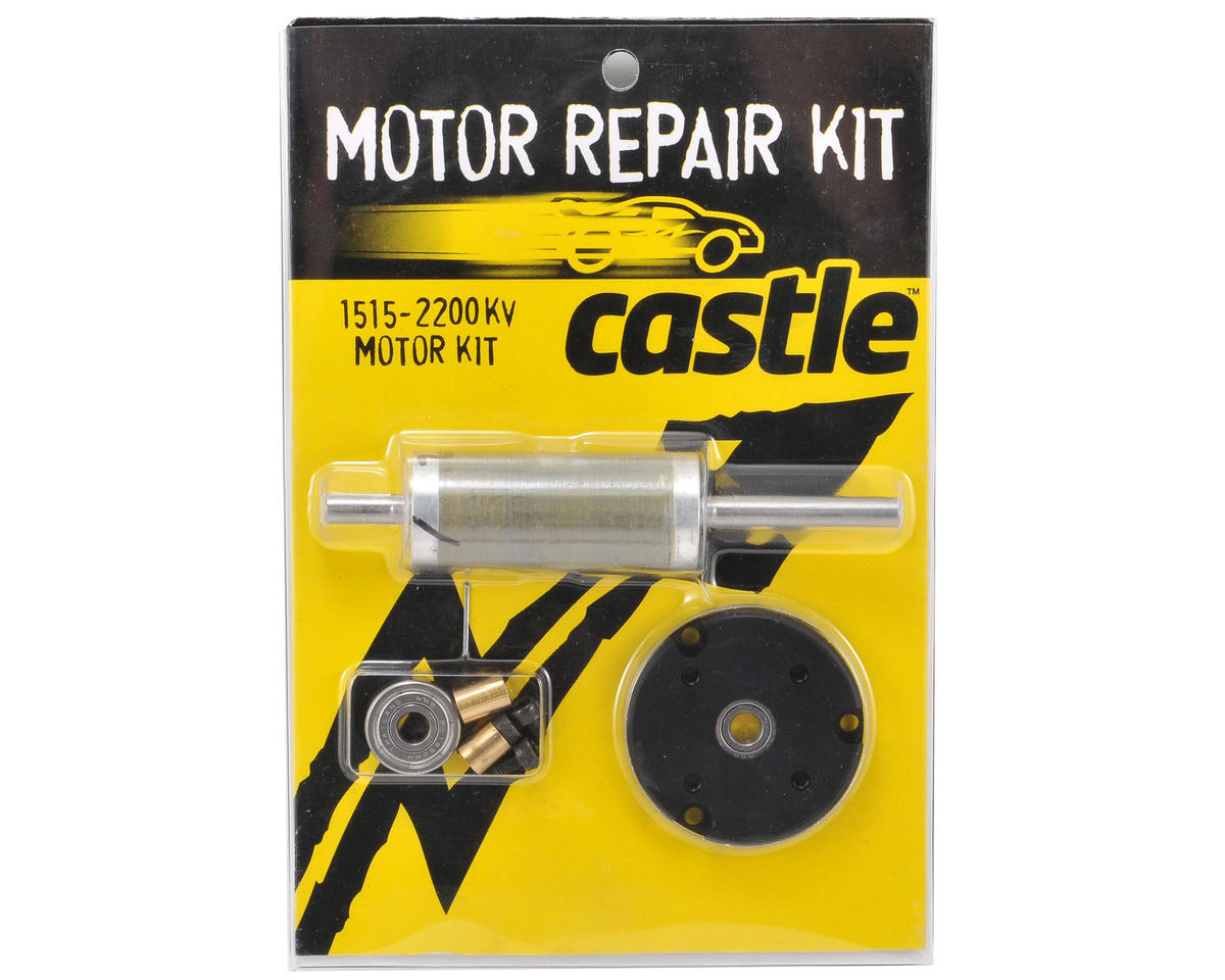 Castle Creations Motor Repair Kit 1515 2200kv Cse011
