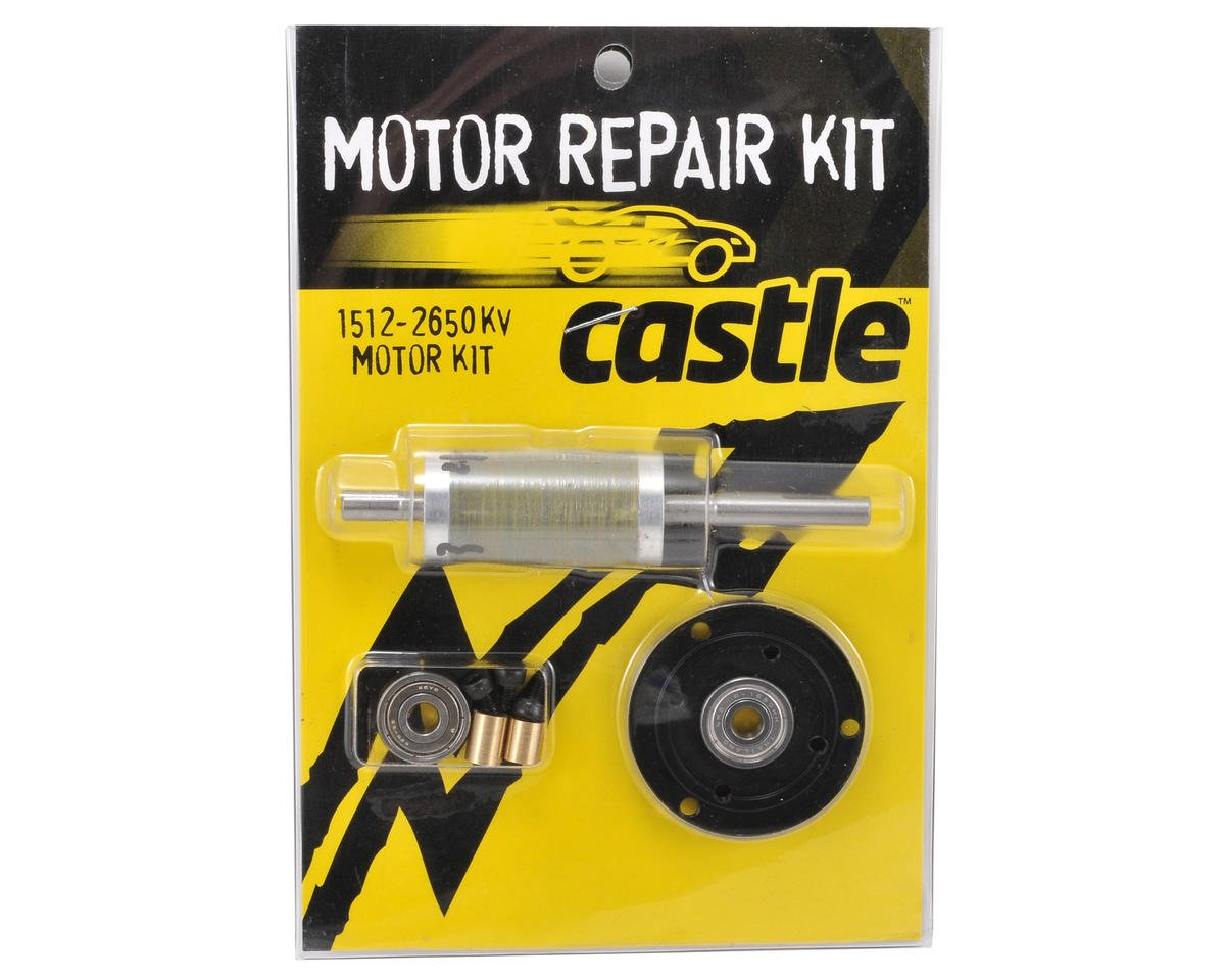 Castle Creations Motor Repair Kit (1515-2650kV)