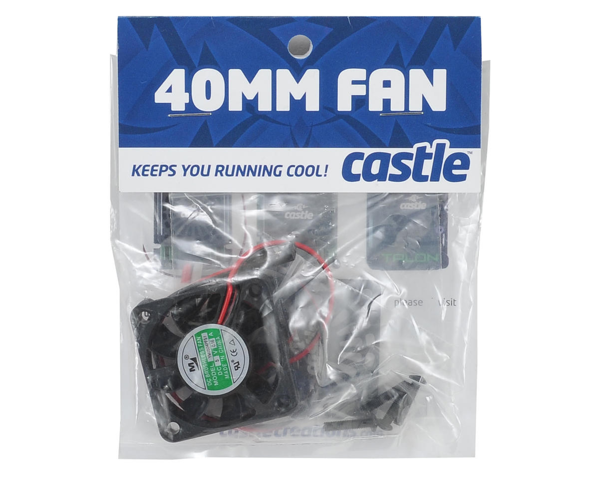 Castle Creations 40mm Talon Fan