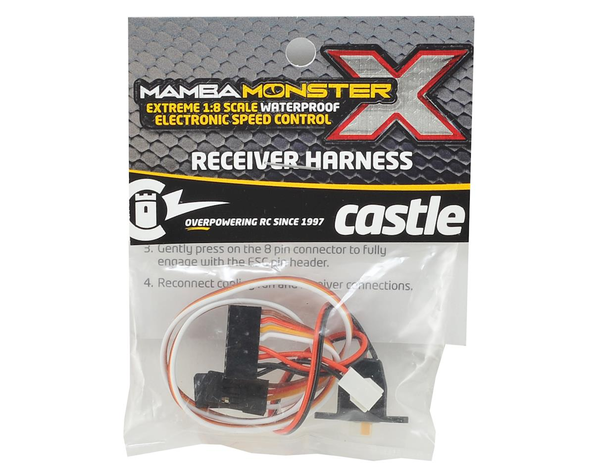 Castle Creations Monster X Receiver Harness