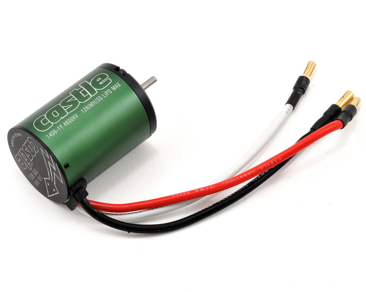Castle Creations Neu-Castle 1406 Brushless Motor (4600kV)