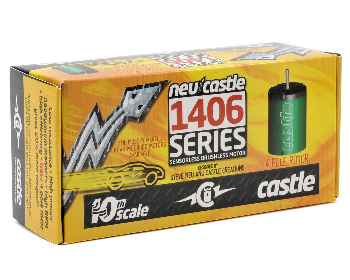 Castle Creations Neu-Castle 1406 Brushless Motor (4600kV)