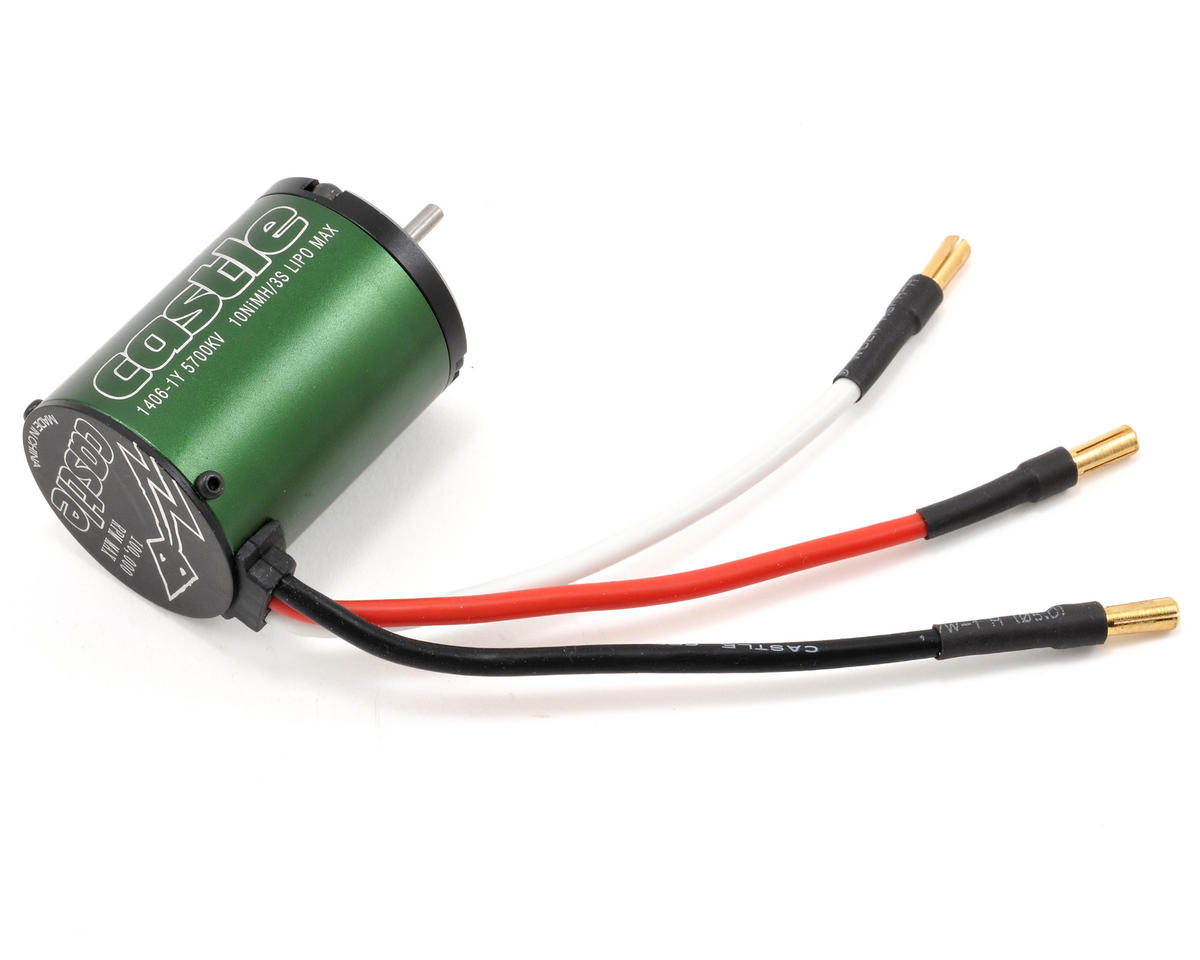 Castle Creations Neu-Castle 1406 Brushless Motor (5700kV)