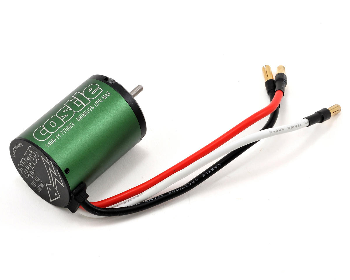 Castle Creations Neu-Castle 1406 Brushless Motor (7700kV)