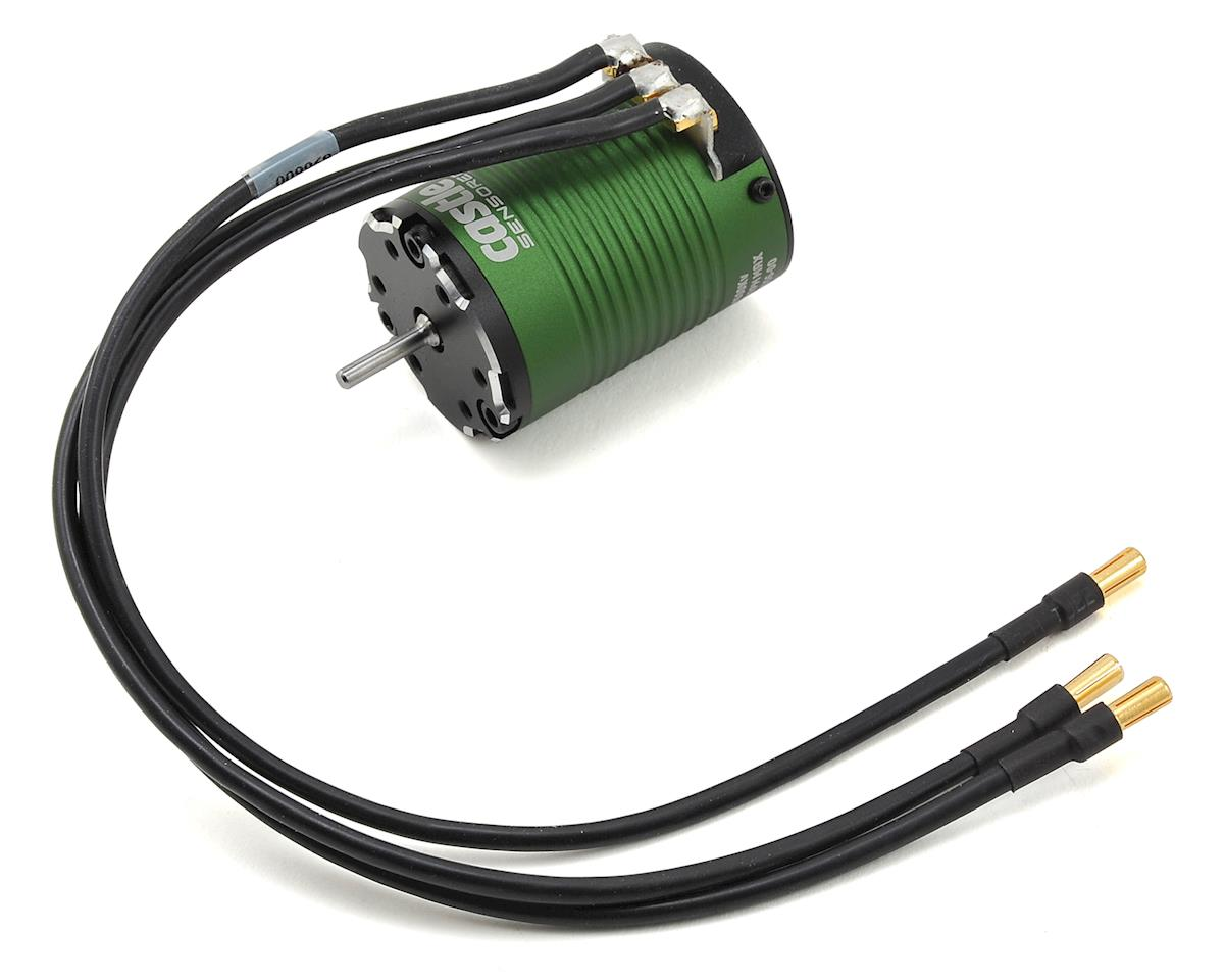 1406 Sensored 4-Pole Brushless Motor (6900kV) by Castle Creations