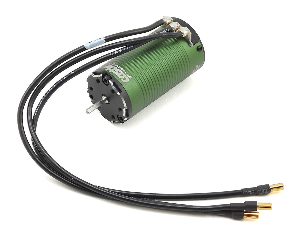 Castle Creations 1415 1y 4 Pole Sensored Brushless Motor 2400kv Motors Wiring In Parallel Cse060 0060 00 Cars Trucks Amain Hobbies