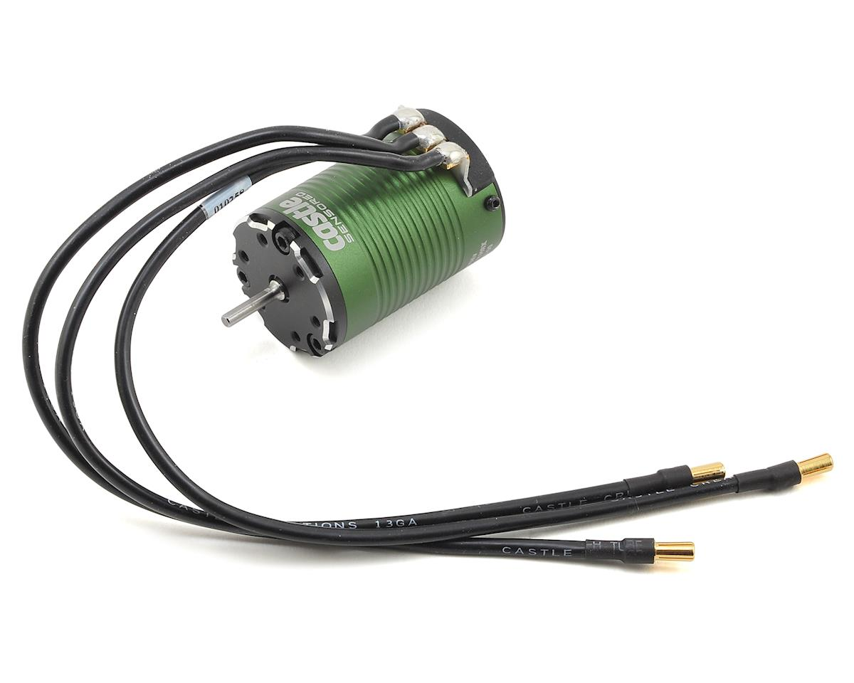 1410 1Y 4-Pole Sensored Brushless Motor (3800kV) by Castle Creations