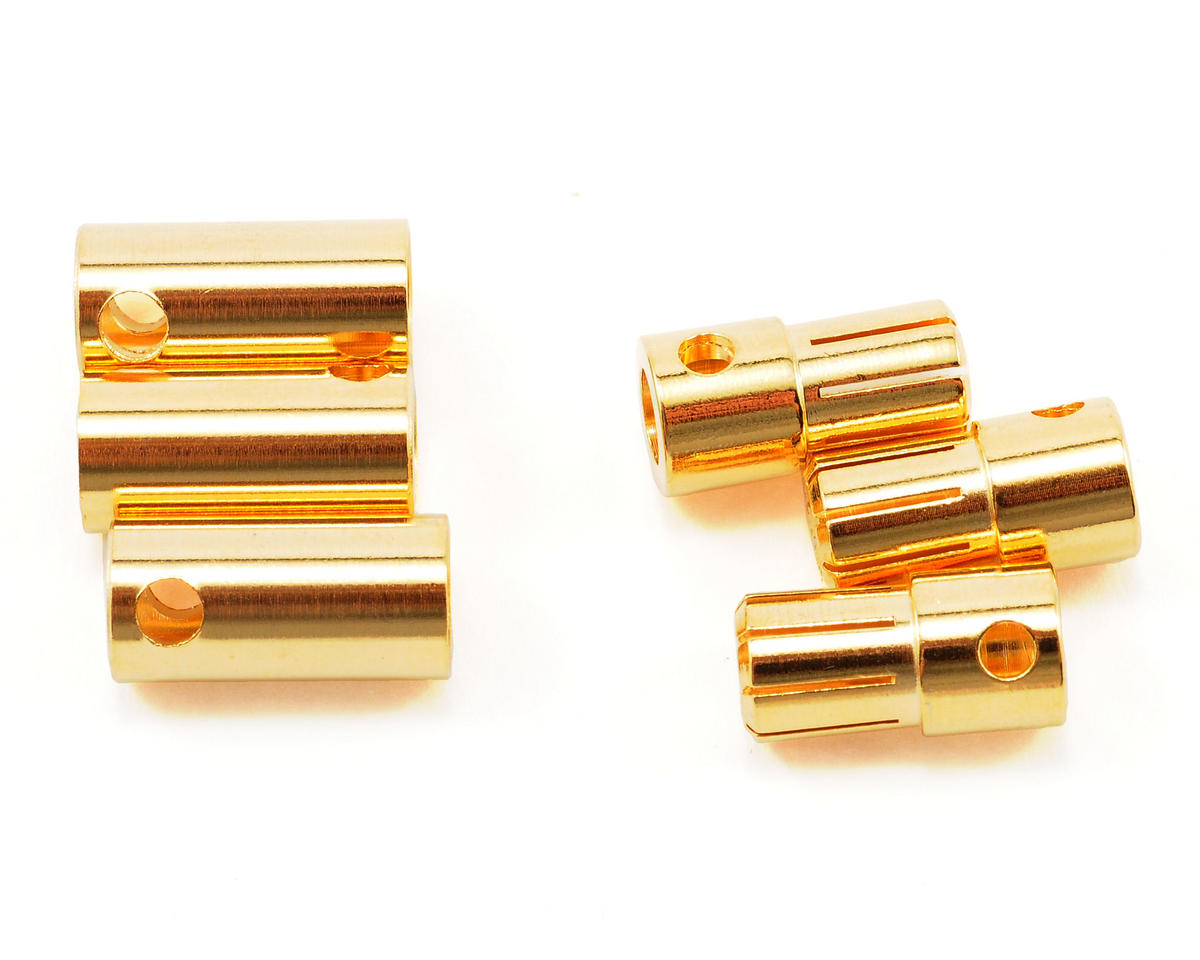 6.5mm High Current Bullet Connector Set by Castle Creations