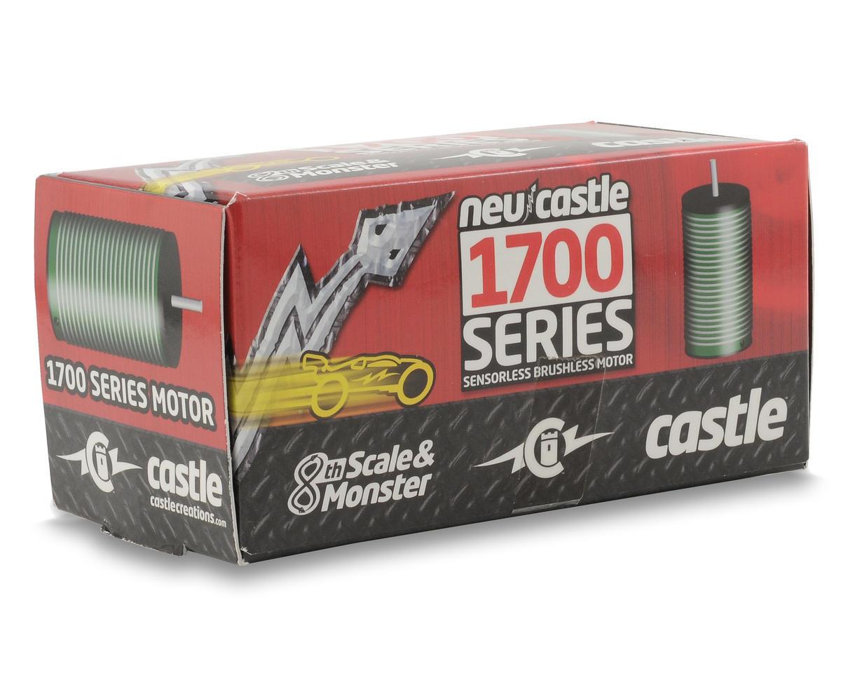 Castle Creations Neu-Castle 1717 1/8 Brushless Motor (1580kV) [CSE1717-1580KV]   Cars & Trucks - AMain Hobbies