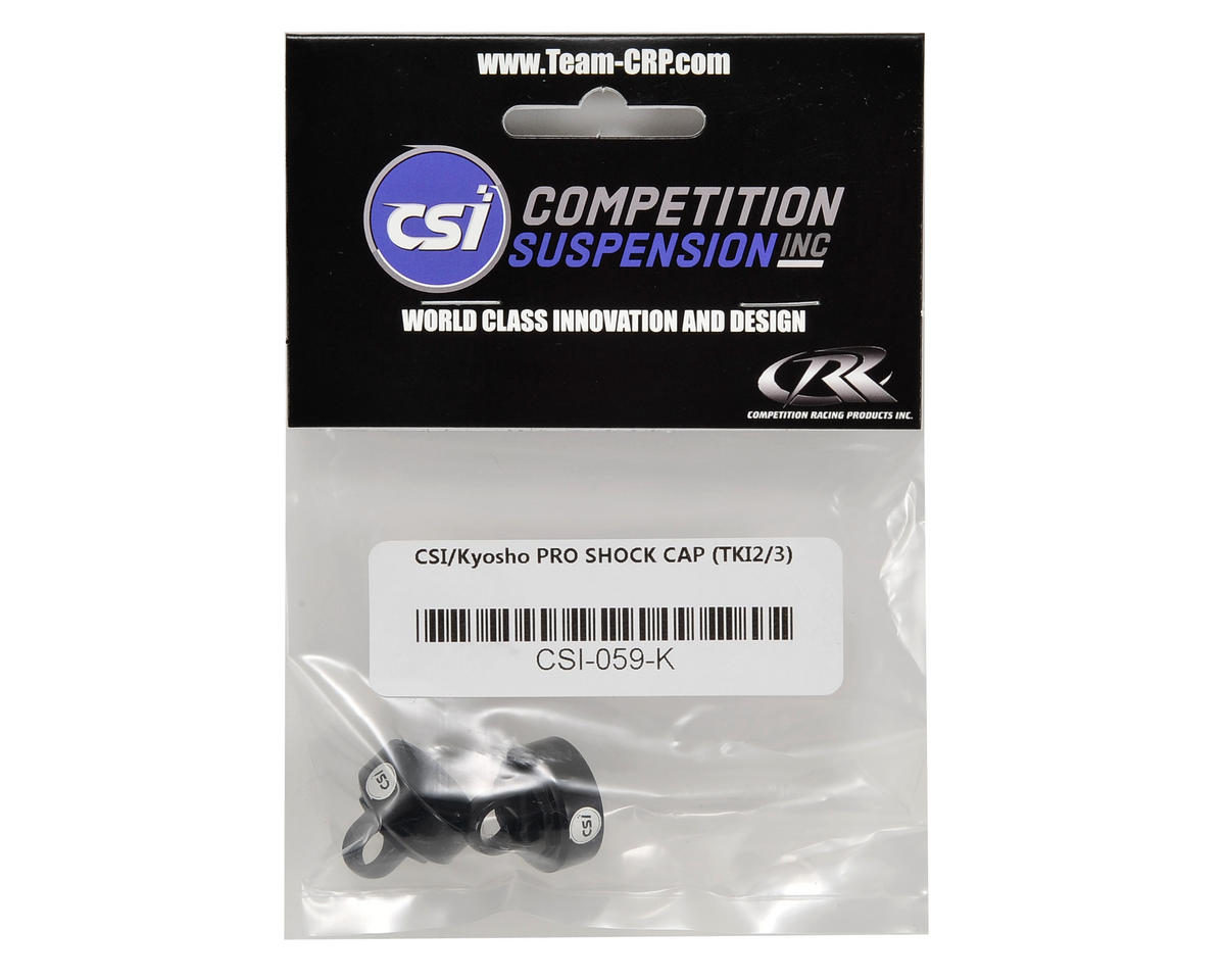 Competition Suspension Kyosho Pro Clicker Shock Cap (2)