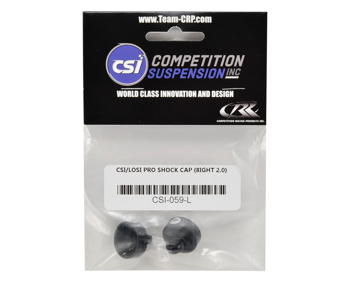 Competition Suspension Losi Pro Clicker Shock Cap (2)