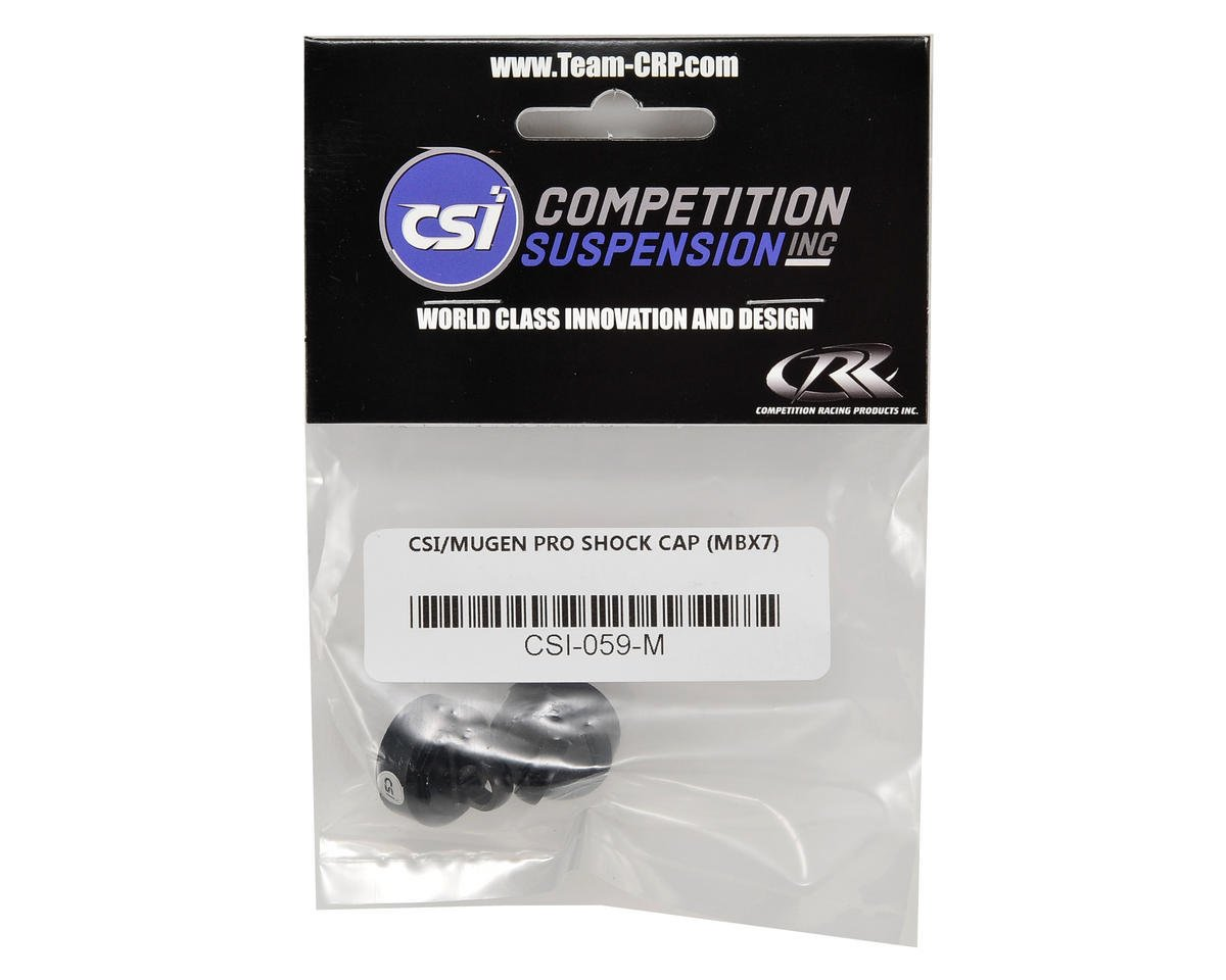 Competition Suspension Mugen Pro Clicker Shock Cap (2)