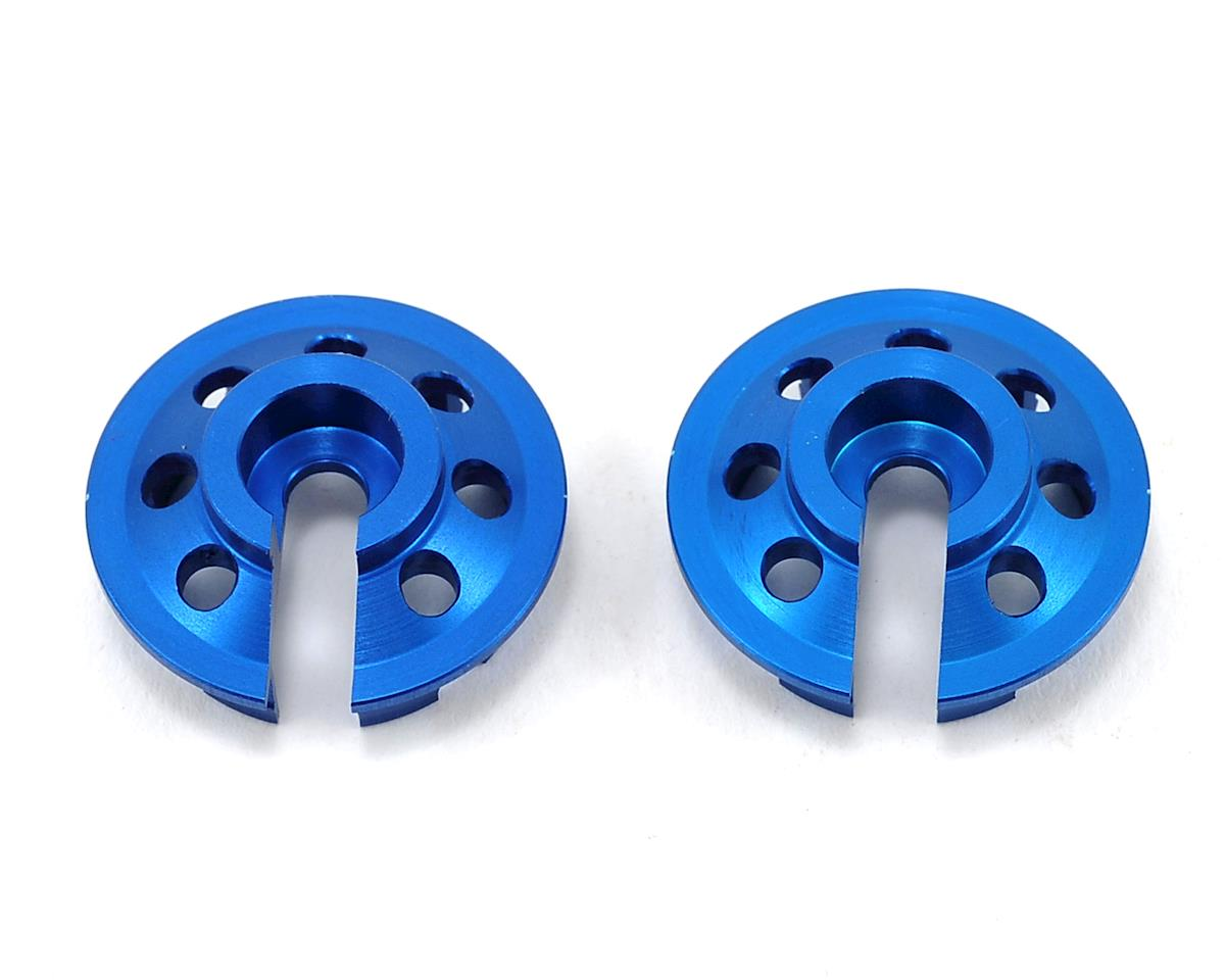 Competition Suspension Kyosho Aluminum Shock Spring Cups (2)
