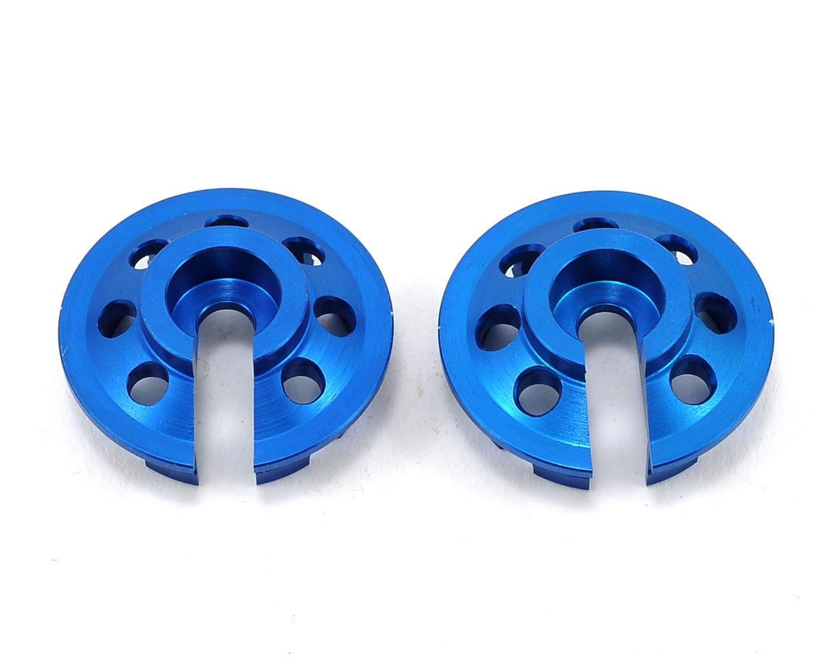 Competition Suspension Mugen Aluminum Shock Spring Cups (2)