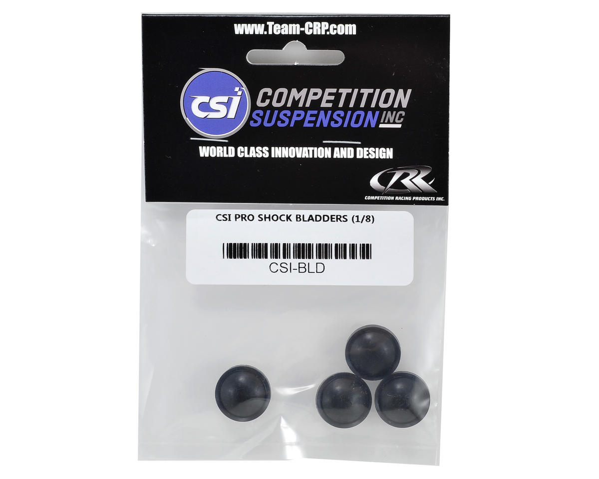 Competition Suspension Pro Shock Bladder Set (4)
