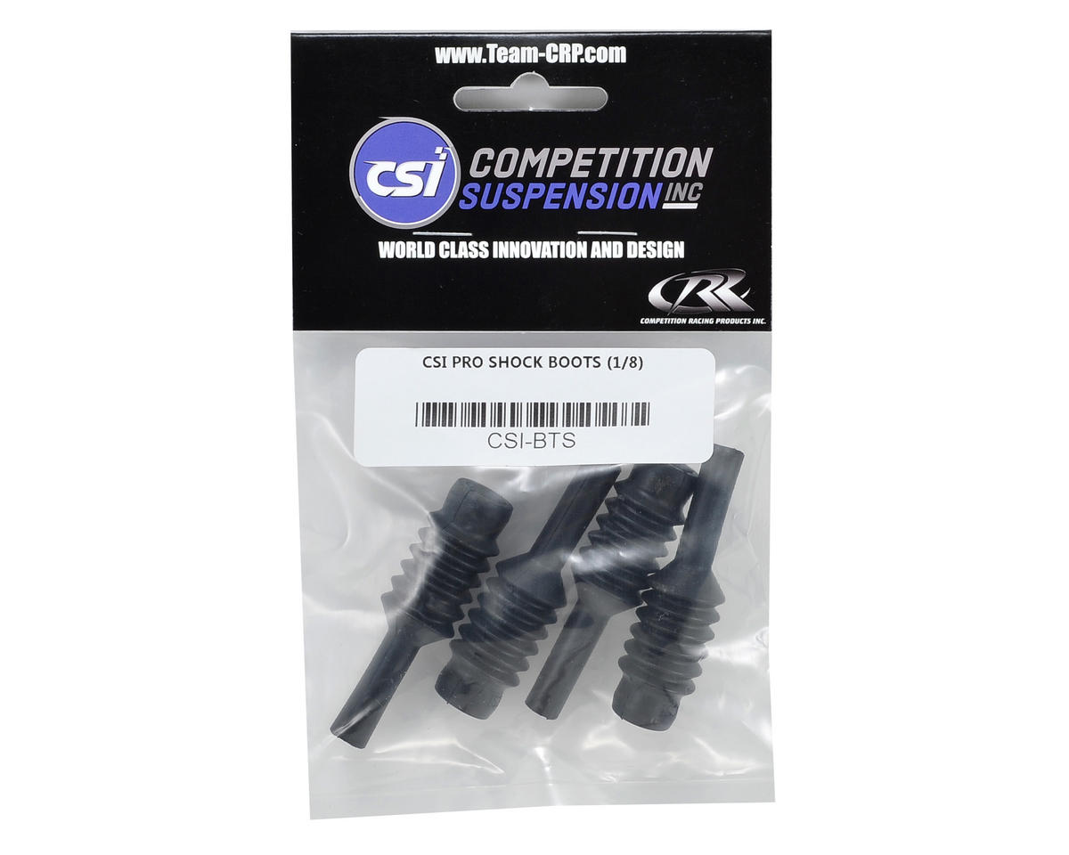 Competition Suspension Pro Shock Boot Set (4)