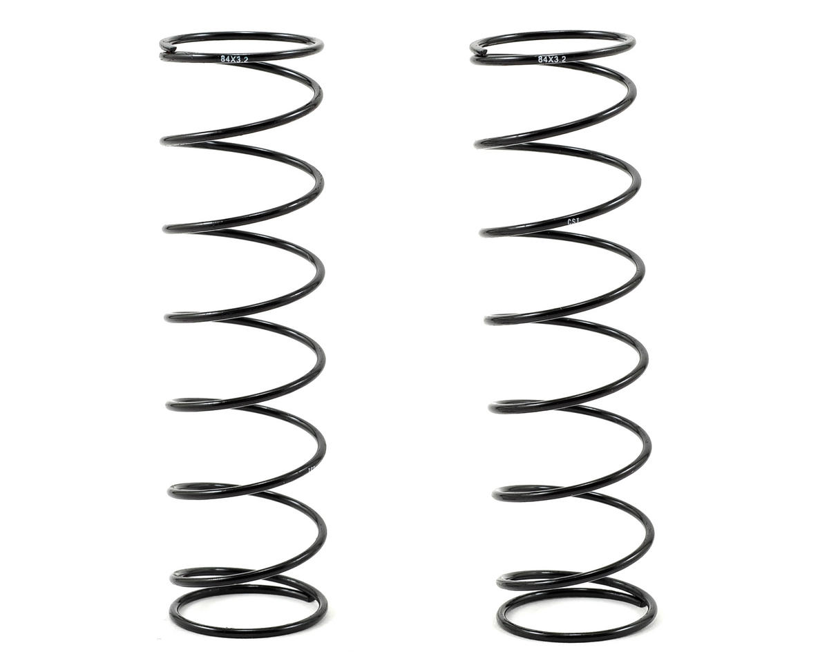 Competition Suspension AE 84mm Rear Shock Spring (2) (1.4/8.50 - 3.2/Orange)