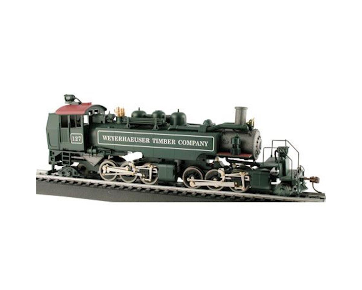 CSM HO RTR 2-6-6-2T Logger, Weyerhauser