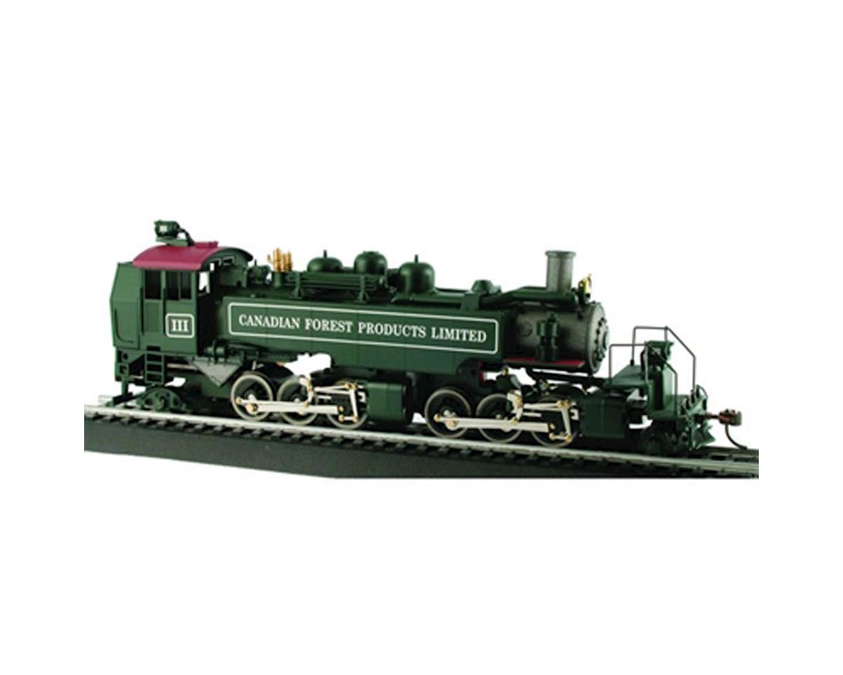 CSM HO 2-6-6-2T w/DCC & Sound,Canadian Forest Products