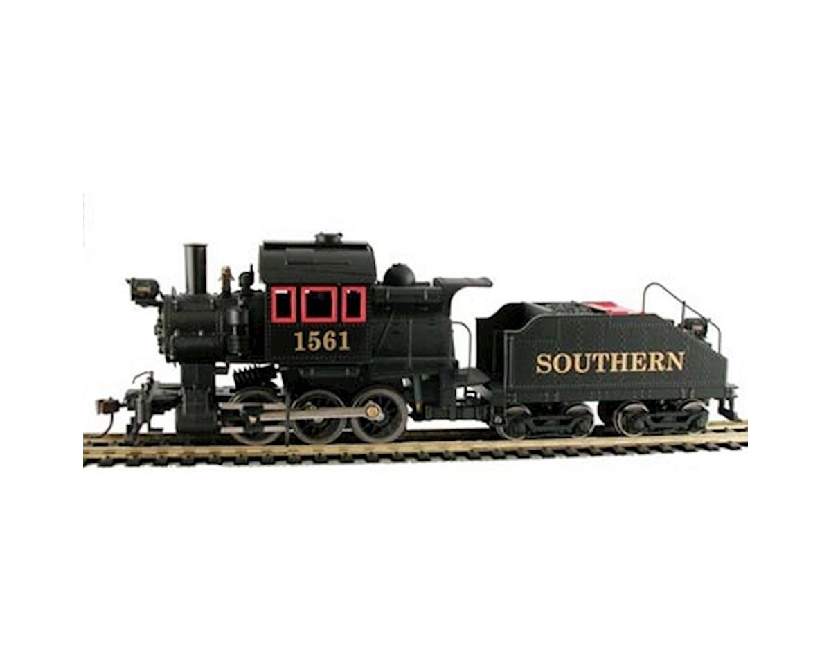 CSM 389003 0-6-0 Goat Switcher w/Tender Southern HO