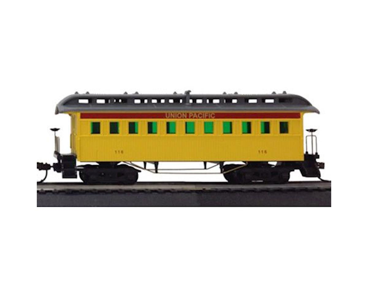 HO 1890 Wood Passenger Coach, UP