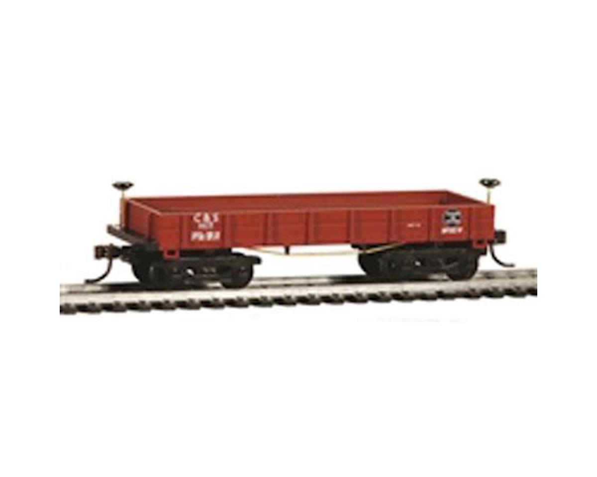 HO OT Wood Coal Gondola, C&S by CSM