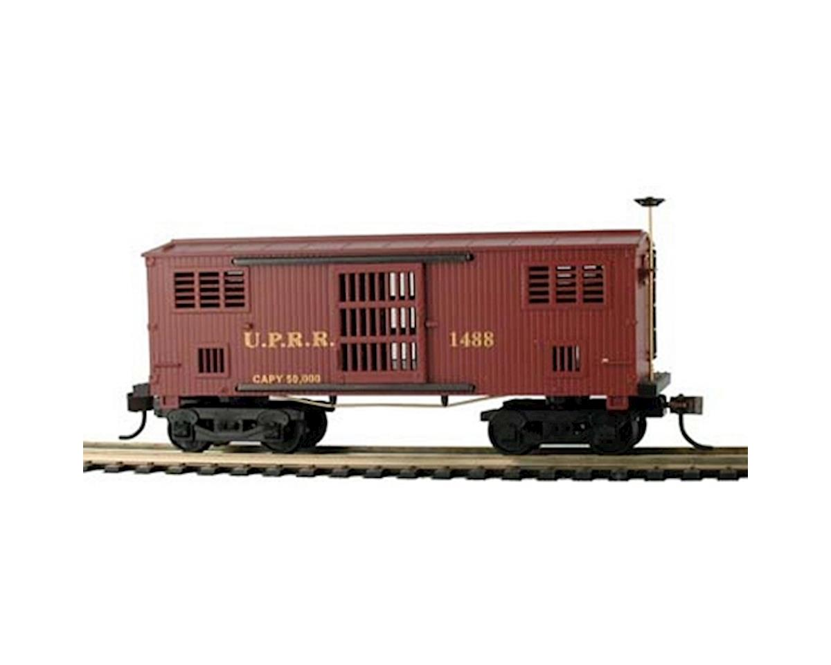 CSM HO Old Time Wood Horse Car, UP