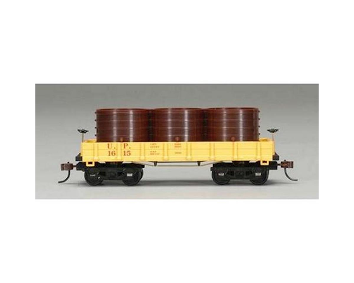 CSM HO OLD TIME WOOD WATER CAR, UP