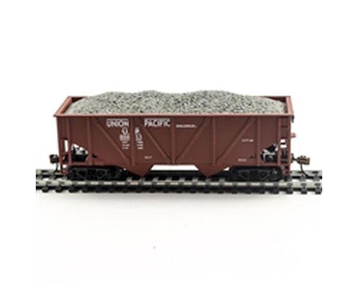 HO 36' Hopper w/Coal Load, UP