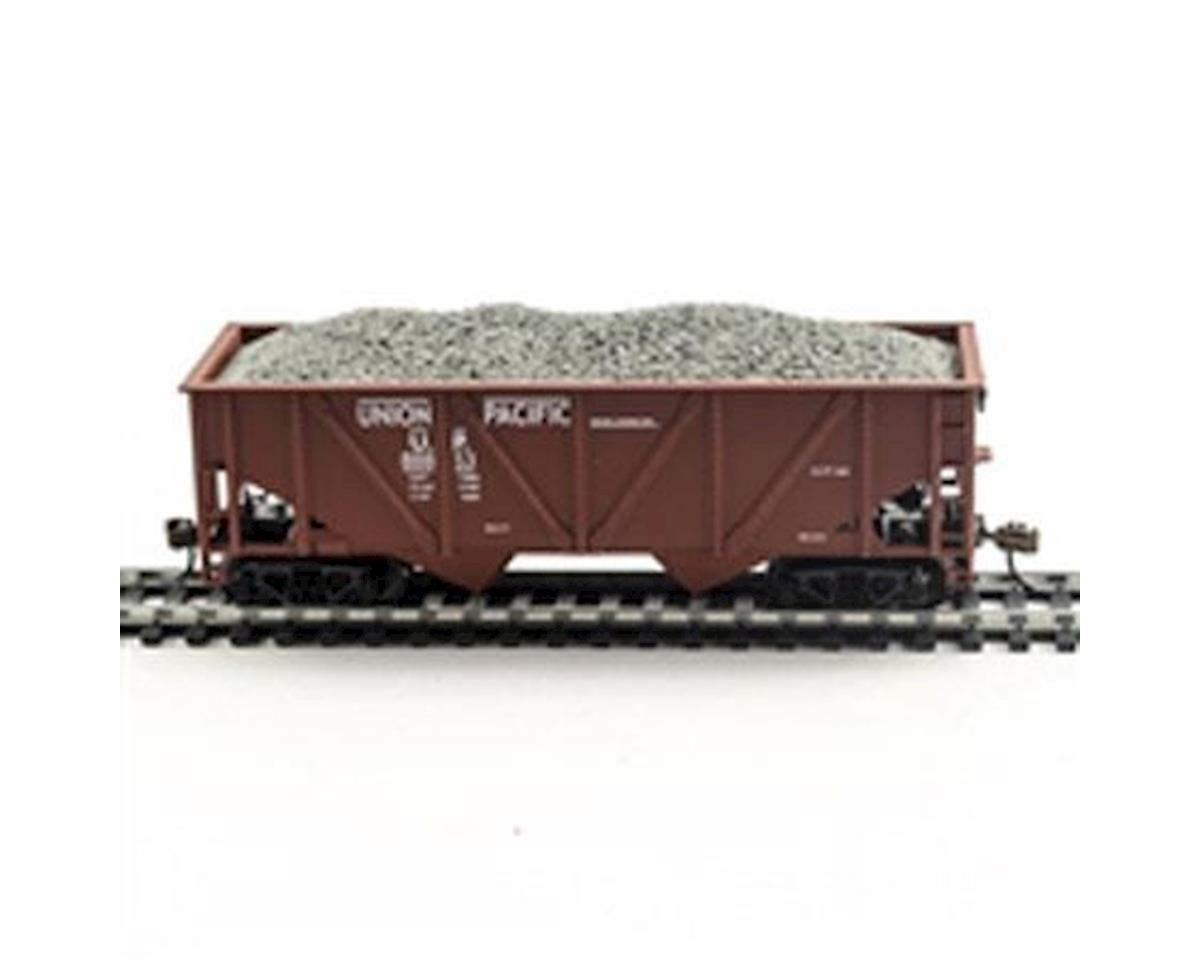 CSM HO 36' Hopper w/Coal Load, UP